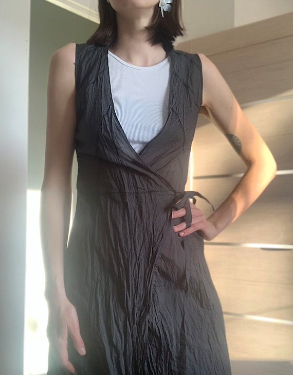 Tsumori Chisato wrap dress