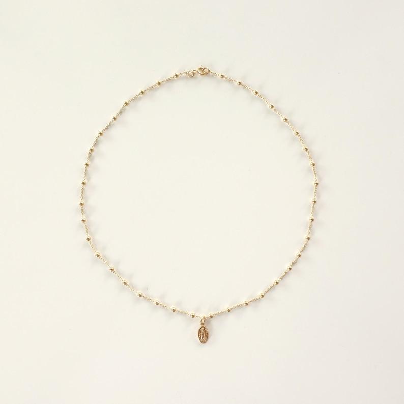 Maria pendant necklace