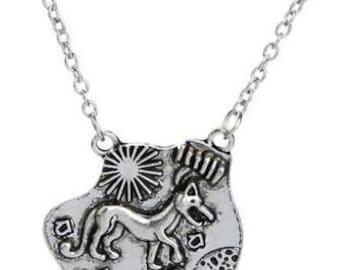 Teen Wolf Allison Argent Family Metal Pendant Necklace