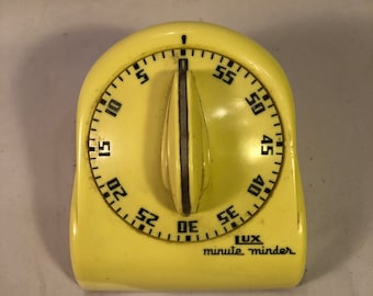 Lux Timer Etsy