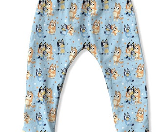 Blue Dogs Joggers   Matching Tops, Bottoms, and Accessories Available