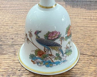 Vintage Wedgewood Early Modern Valley Bell Decrative Ashtray Made In England