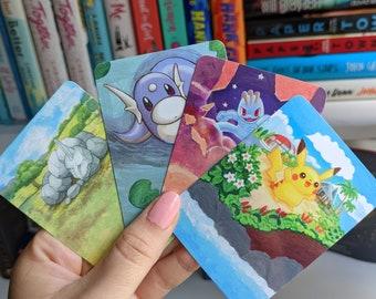 Dratini Pokemon Card