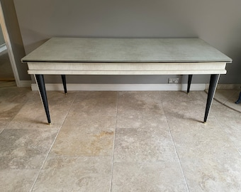 Mid Century Modern Italian 1950s Dining Table by Umberto Mascagni - Extra Large Version