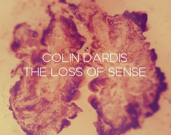 The Loss of Sense (poetry chapbook and sound recording, 2020)