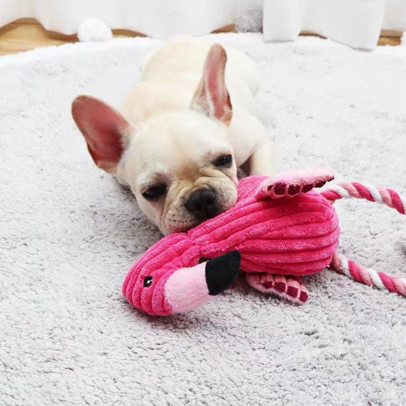 valentines dog gift-S-Large Dog Toys Chew Squeak plush Toys image 0
