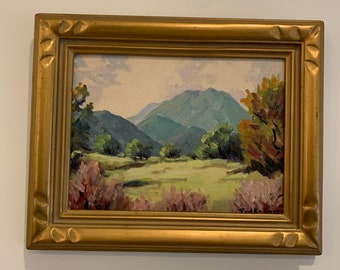Oil on Board - Paul Connor - Listed Artist