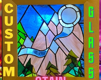 Custom Stained Glass Order Request