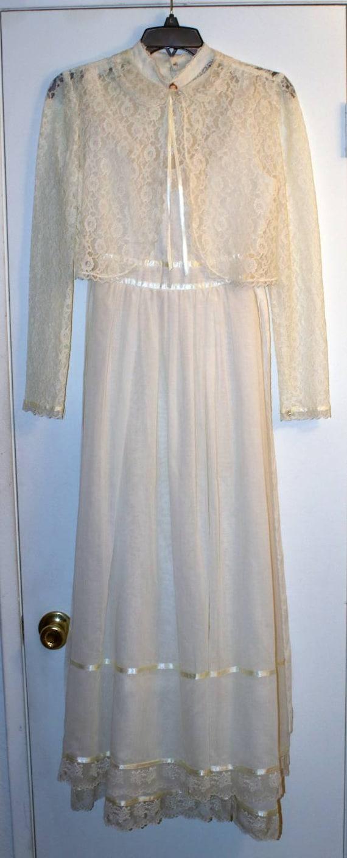 Vintage 80's Candi Jones Dress