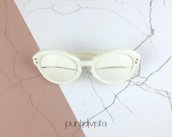 Courrèges eskimo sunglasses