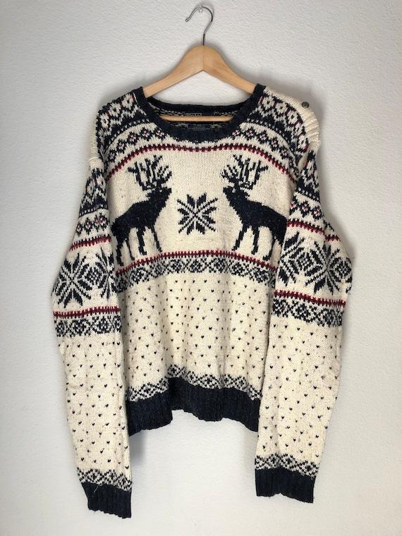 Vintage Ralph Lauren Polo Knit Sweater