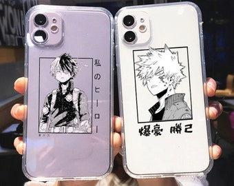 Anime phone case | Etsy