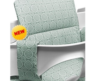 Washable Tripp Trapp Seat Cushion - Seat Cushion for STOKKE ® Tripp Trapp ® 2 in 1 Seat Reduction - Cushion Set - Seat Cushions -