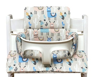 Tripp Trapp Seat Cushion for STOKKE ® Tripp Trapp ® 2 in 1 Seat Reduction - Stokke Baby Set - Cushion Set - Seat Cushion - Cushion -