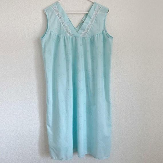 Vintage Danni New York Nightgown Set, Peignoir Se… - image 4