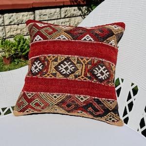 Turkish Rug Carpet Home Pillow A018