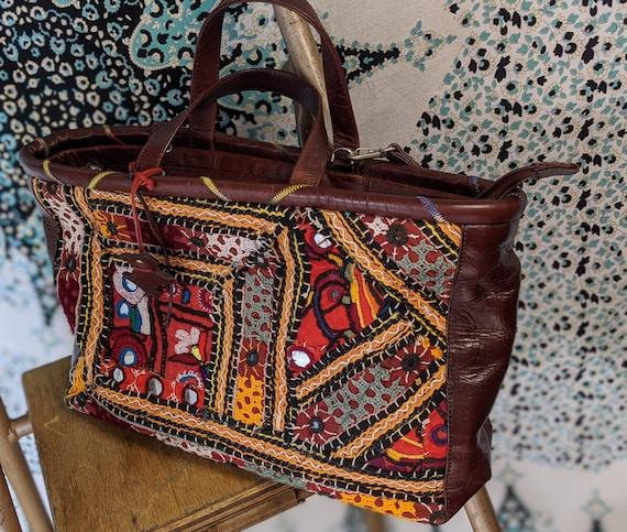Vintage Leather Radley Bag