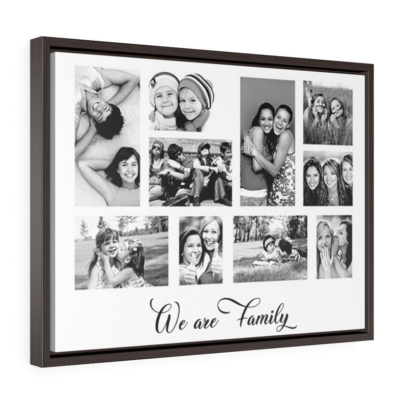 Personalized Canvas  Gallery Wrap Canvas  personalized gift image 0