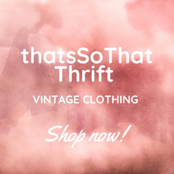 Random NYC Vintage Thrift Box