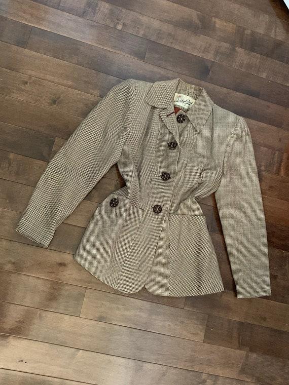 1940s Women's Jacket
