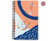 Butterflies, Tulips & Birds |  Create Your Own Simple Daily Joy | NOTEBOOK | JOURNAL