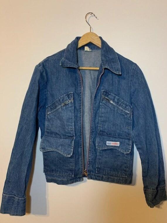 Vintage GWG Jean Jacket
