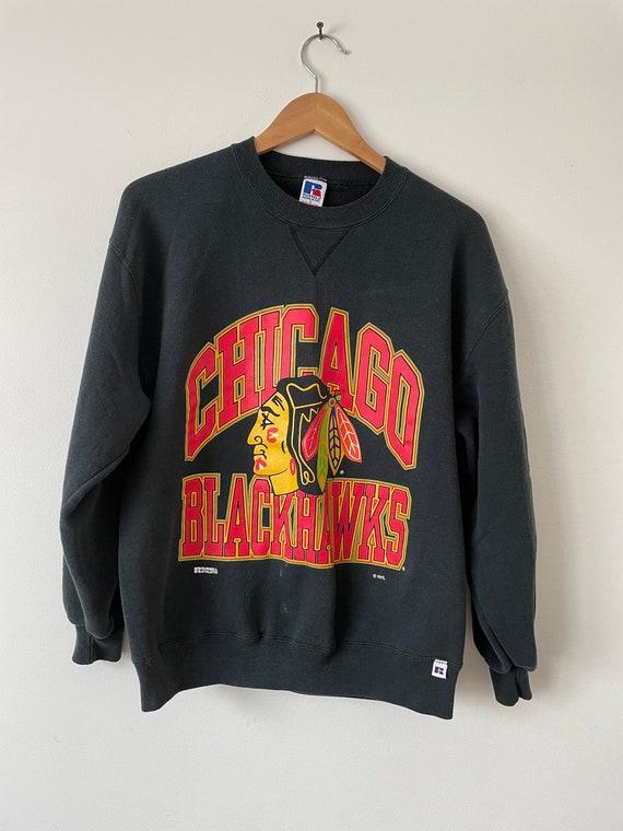 Vintage CHICAGO BLACKHAWKS Crewneck