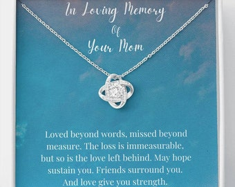 Memorial Necklace with photo of loved one and personalized words on the back sympathy pendant in loving memory of Mom Dad Grandma Grandpa