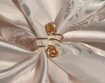 smol greenie ring