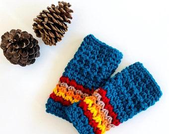 Fingerless gloves   Winter Wrist Warmers