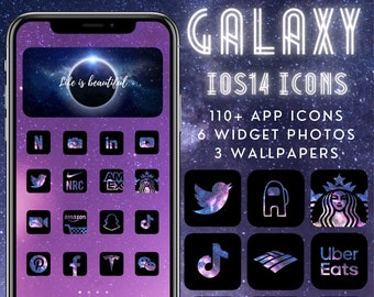 Galaxy Aesthetic Etsy
