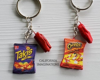Purchasing Chip Bag Keychain
