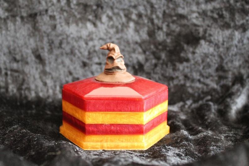 Harry Potter/'s Sorting Hat KeepsakeJewelry Box