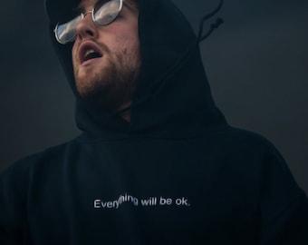 Mac Miller Everything Will Be Okay Hoodie