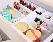 Make Up Storage Organizer 8pcs, Brush Holder Storage Jewellery and Office