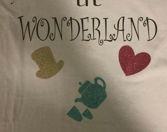 Custom Alice in Wonderland Shirt