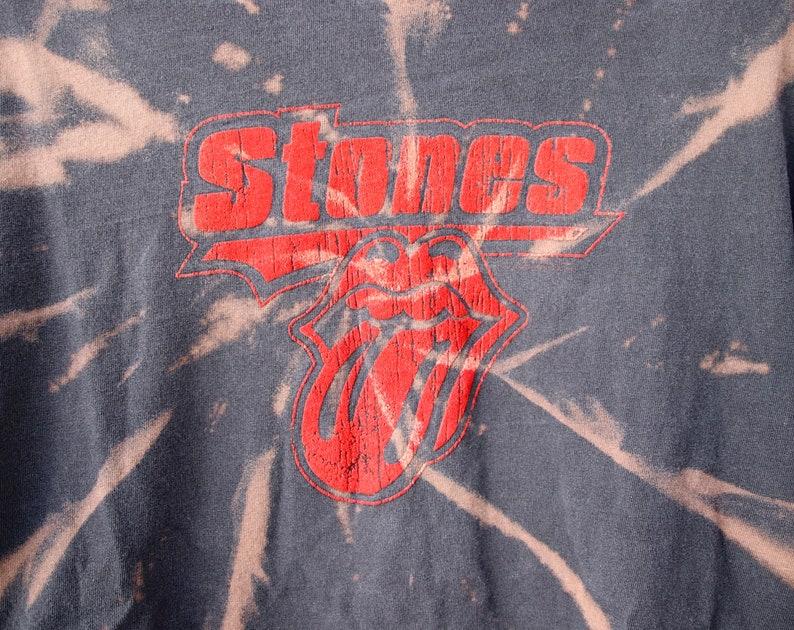 M Vintage Rolling Stones \u201cStones\u201d Graphic T-shirt