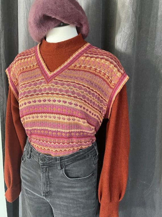 Vintage Missoni Sweater Vest