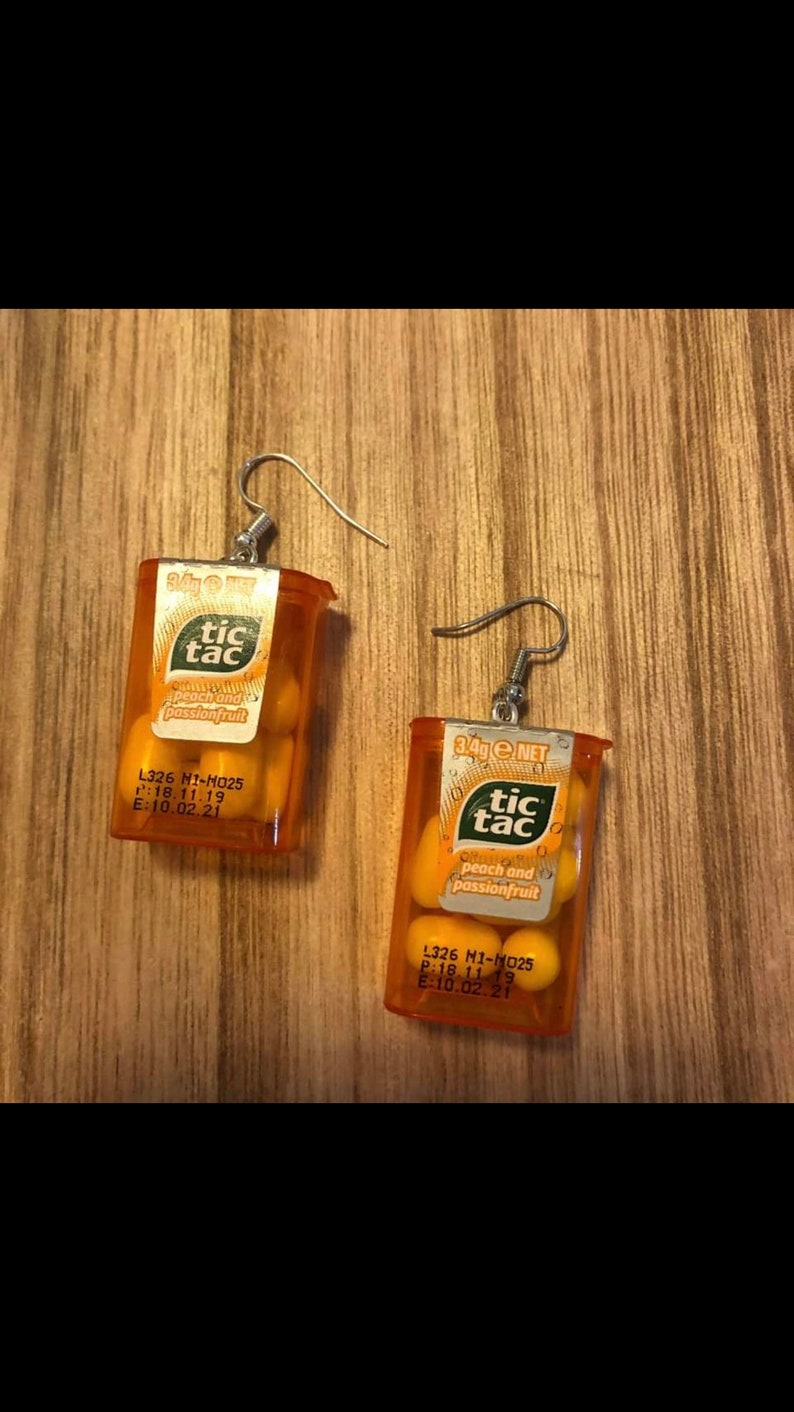 TicTac Earrings