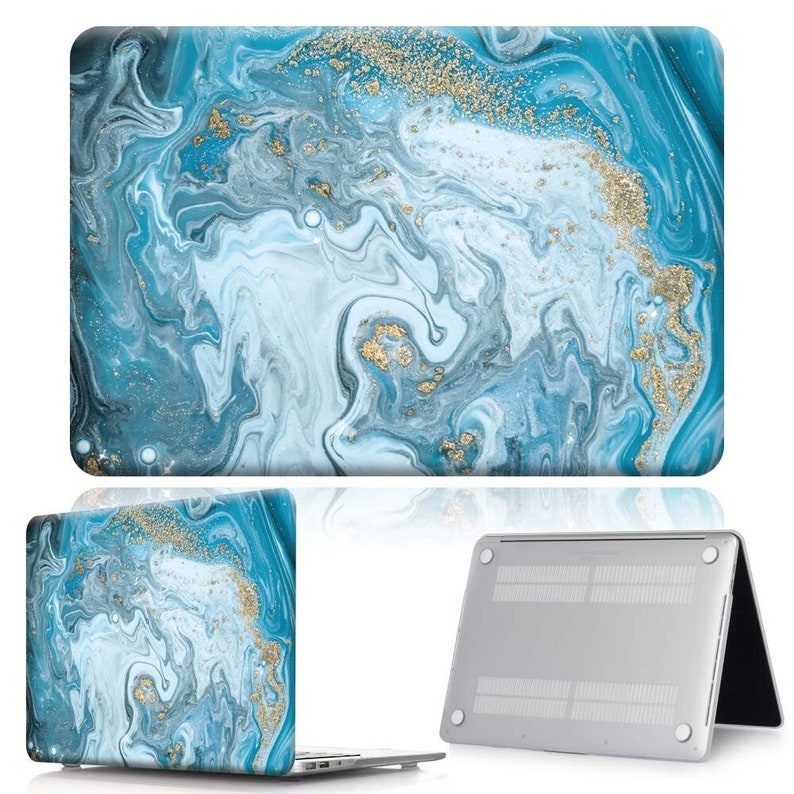 For Apple MacBook Air Pro Retina 11 12 13 15 /& New Air 13  Pro 13 15 Touch Bar various Marble Hard Shell Laptop case