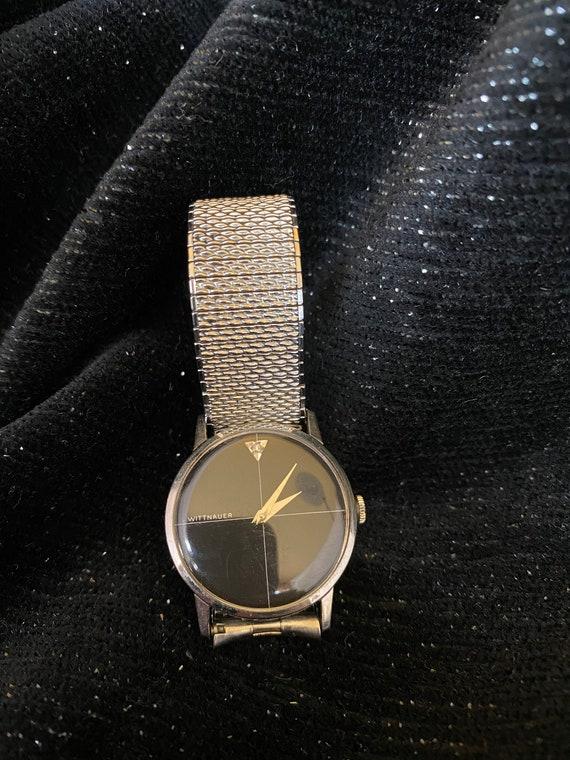 Whittnauer Wrist Watch Mad Men Works