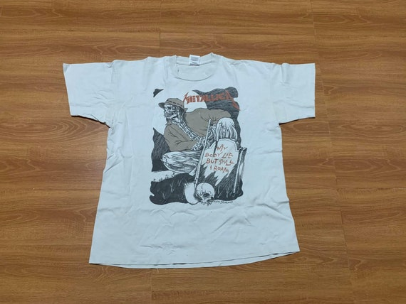 Metallica Pusmead 1994 vintage Tshirt Original