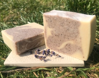 Oat & lavender Body Soap - Vegan - 100g