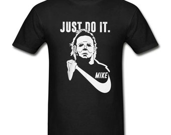 JUST DO IT SPORTS NOVELTY FUNNY WEED CANNABIS COOL TOP NIKE PARODY T-SHIRT