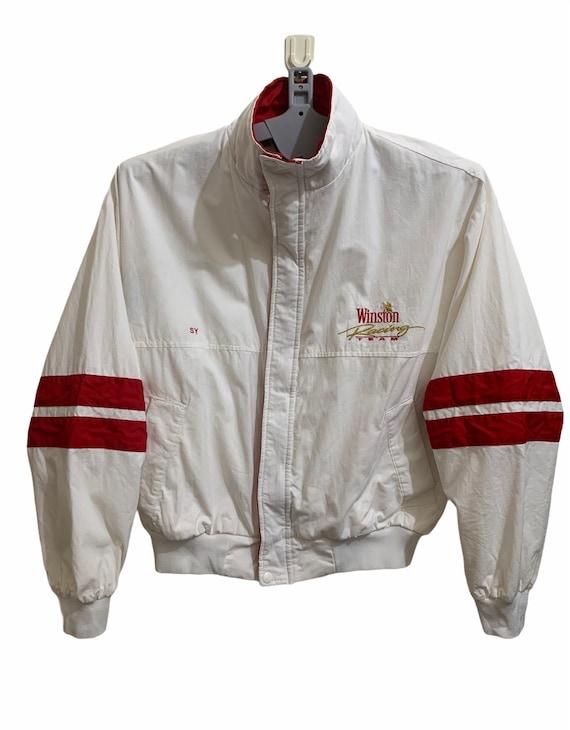 Vintage Nascar Winston Racing Team Jacket