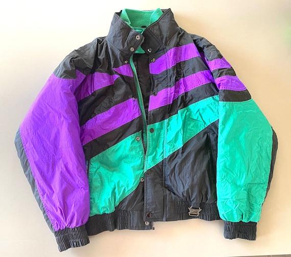 90s ski jacket