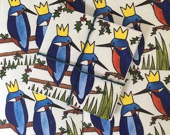 We Three Kings Christmas Cards - set of six Charity Christmas Cards