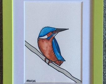 Mrs. Kingfisher