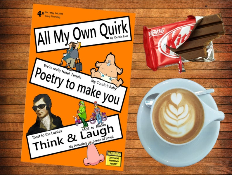 Humorous Rhyming Poetry Books  They Make The Perfect Presents image 0