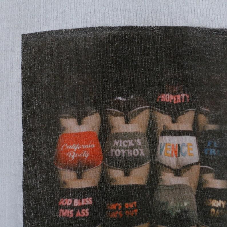 Booty Shorts Photograph T-Shirt